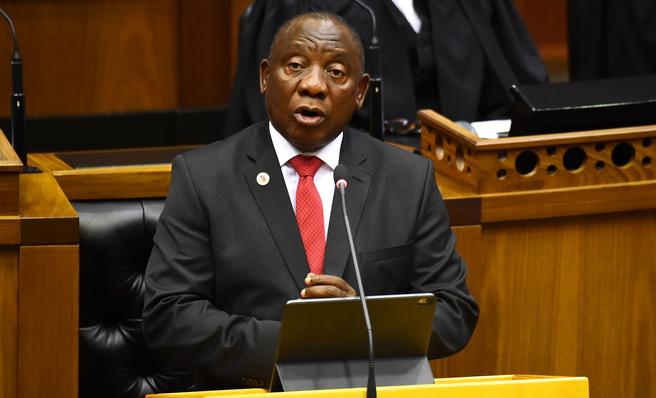 WATCH LIVE: Ramaphosa in the hot seat in National Assembly