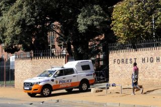 R220K 'missing' at Forest High School – report