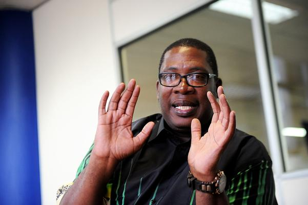 South Africa - Johannesburg - 10 May 2019 - Former MEC of Education in Gauteng Panyaza Lesufi bid farewell to the education team, he spoke to The Saturday Newspaper about his experience and moving on. Picture: Nokuthula Mbatha/African News Agency(ANA)