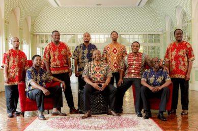 Ladysmith Black Mambazo still going strong 60 years later