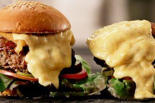 Recipe: The ultimate crispy cheeseburger