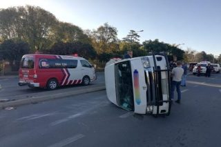 32 injured so far in KZN, Free State minibus taxi crashes over long-weekend