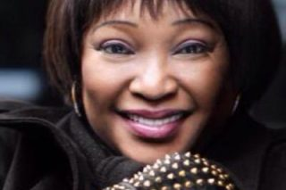 Zindzi holds up a mirror for us to look into