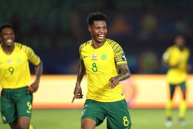 Bafana star Zungu wants a move away from French club