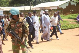 Violence rife in Central African Republic despite peace deal