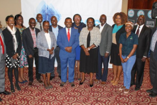 Lusaka-based organisations support government efforts to promote water security