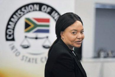 Interim CEO Siza Mzimela leaves SA Express