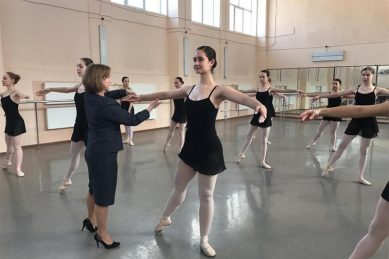 WATCH: Centurion woman first in SA to study ballet in Russia
