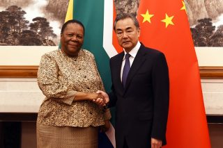 African states upbeat about relationship with China – Pandor