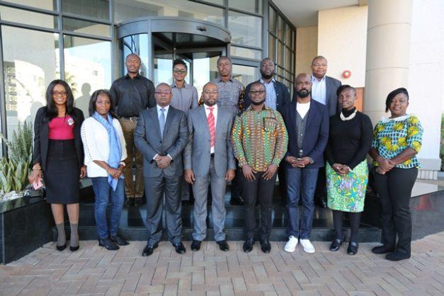 Ghana business delegation visit Eastern Cape for trade, investment mission