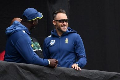 Faf wants Ottis to stay
