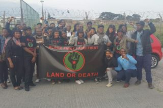 Kudos to the FXI for defending the BLF's right to say 'Land or Death'