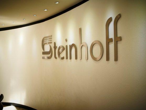 Steinhoff says CFO Dieperink to step down end of August