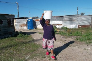 70-year-old Cape Town shackdweller gets R18k water bill