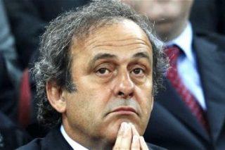 Platini blasts Infantino, says he has 'no legitimacy'