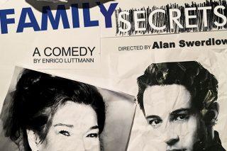 Last few days to catch 'Family Secrets'