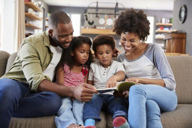 Are black children fairly represented in children's books?