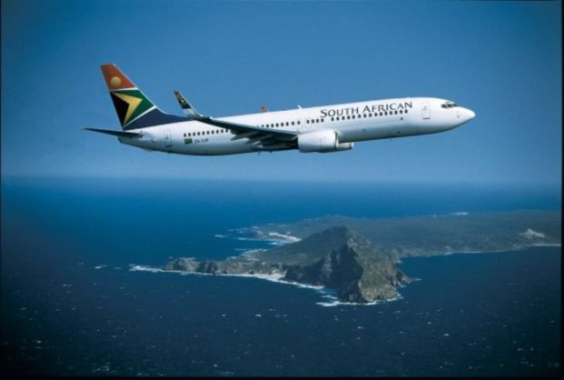 SAA starts flying foreigners out of lockdown SA