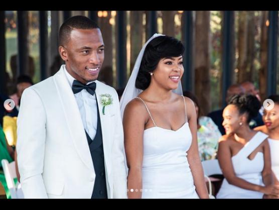Pics and vids: Dumi Mkokstad ties the knot