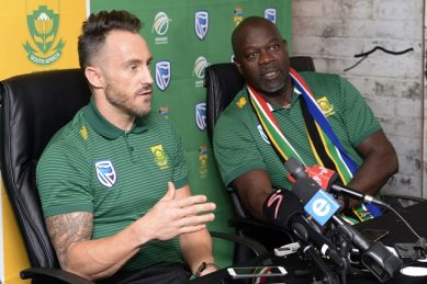 Long wait for Proteas begins in Manchester ahead of Australia clash