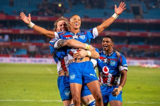 Brilliant Bulls secure playoff with rousing Lions win