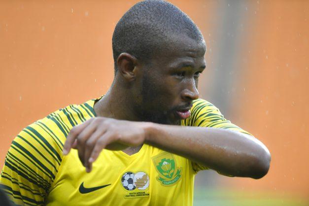 Mkhize a doubt for Bafana, Mokotjo is back