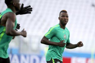 Nigeria recall Iheanacho for Ukraine friendly