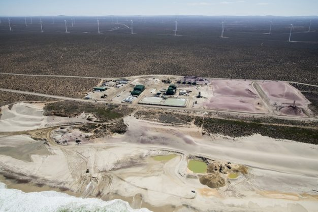 The Tormin minerals sands mine on the West Coast near Vredendal that generates close to 97% of all revenue for controversial Australian mining company Mineral Commodities Ltd (MRC).