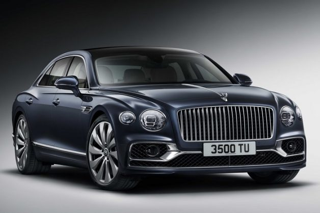 New Bentley Flying Spur takes opulence one step further