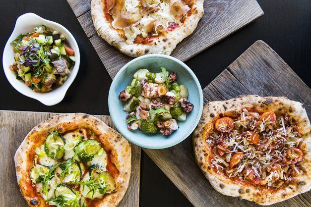 Pizzettes ar Bocca. Picture: Hein van Tonder