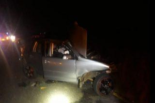 Family killed in horrific accident