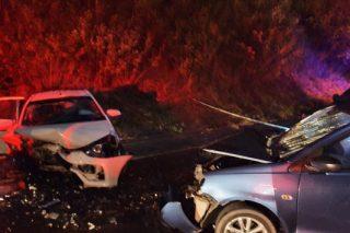 One dead, four others injured in M1 Higginson Highway crash