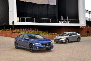 Honda subtly updates Civic