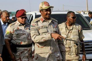 Mastermind of Sudan protest raid identified – Sudanese general