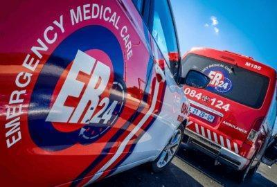 Man, 42, seriously injured in cash-in-transit heist in Johannesburg
