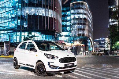 Ford's Blu(e) moment limited run Figo arrives