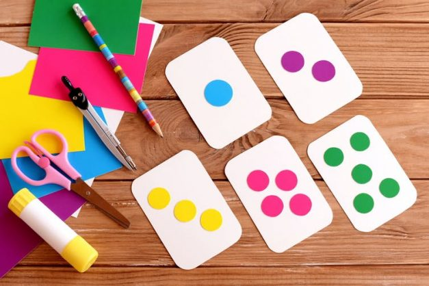 Parents can use everyday tasks and routines to encourage learning maths in early childhood.OnlyZoia/Shutterstock