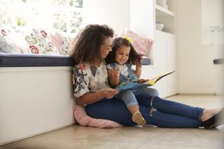 Five ways that reading with children helps their education