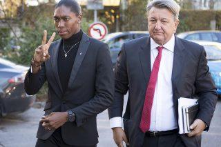 Greg Nott: The lawyer who has Caster Semenya's back