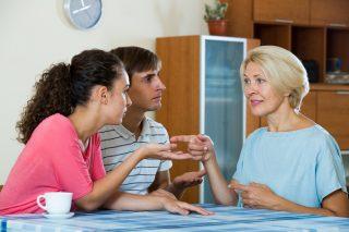 Parents vs Gogos: Dealing with pushy grandparents