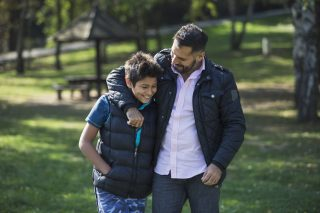 Father's Day: Involved dads are healthier and happier