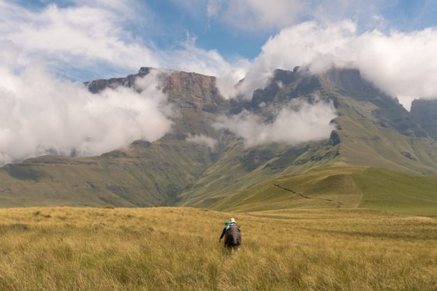Young female hiker falls to her death in Drakensberg