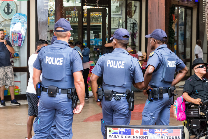 Gauteng – a paradise for crooked police, Corruption Watch report shows
