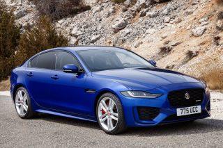 Jaguar XE becomes art form ahead of Q2 local debut