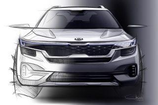 Kia cites Greek mythology for new small SUV's name