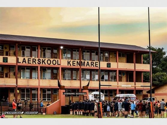 Laerskool Kenmare closes early for vacation as a preemptive measure. Photo: Facebook.