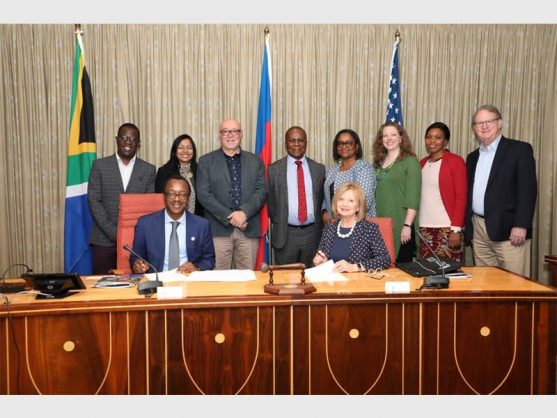 Tuks the first South African partner to join US university alliance
