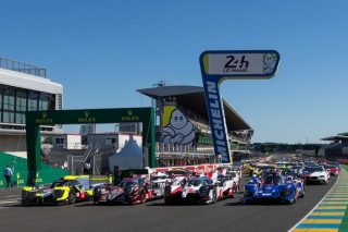 All systems go for 2019 24 Hours of Le Mans