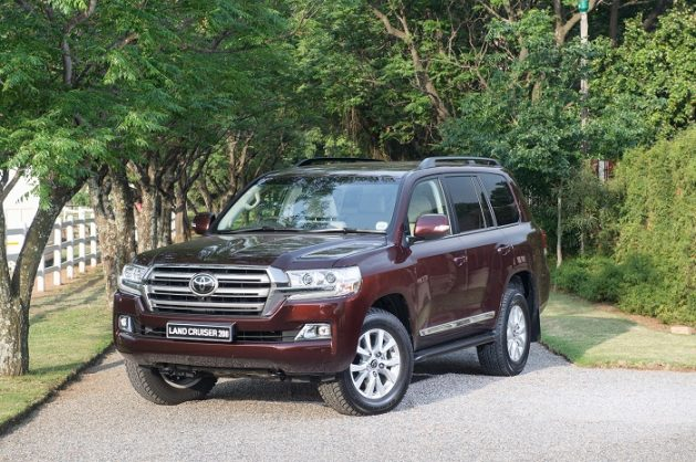 Toyota rules out V8 for next generation Land Cruiser 300