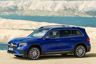This is it: Mercedes-Benz GLB officially revealed